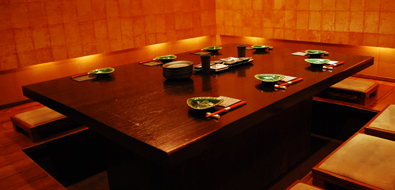 GaiGai Japanese restaurant, large room